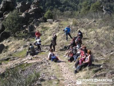 Parque Natural de Las Batuecas - Sierra de Francia; viajes organizados fin de semana; paginas de sen